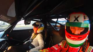 Funny laps with girlfriend part 2: Ginetta G50 GT4 :)