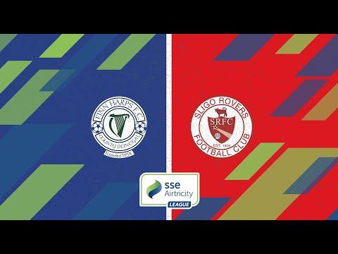 GW1: Finn Harps 1-0 Sligo Rovers