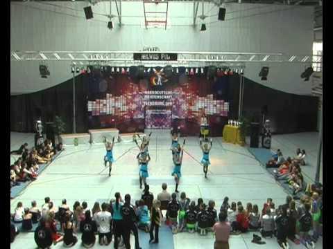 Royal Dancers - Norddeutsche Meisterschaft 2011