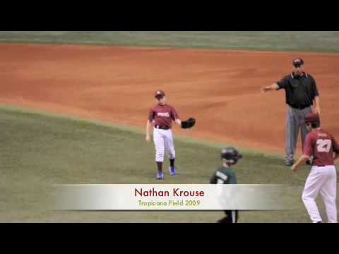 Nathan @ Tropicana Field Video