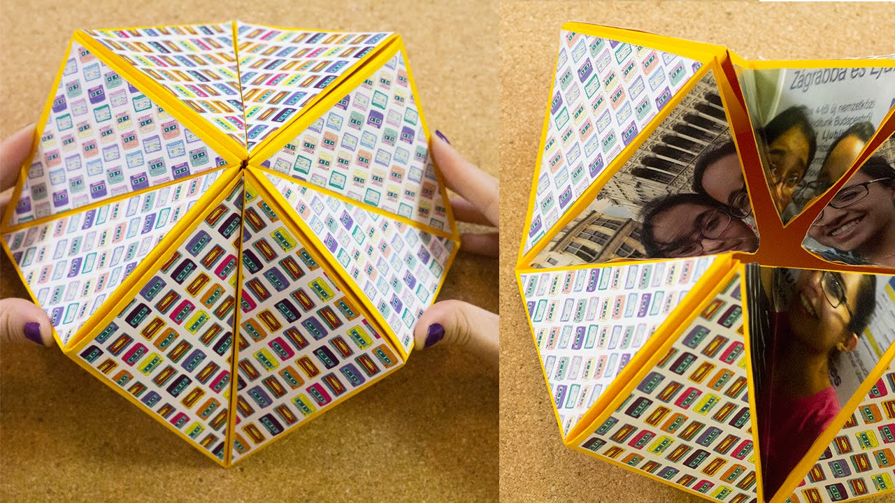 Manualidad como hacer una carta muy sencilla tarjetas y - Como hacer una manualidad ...