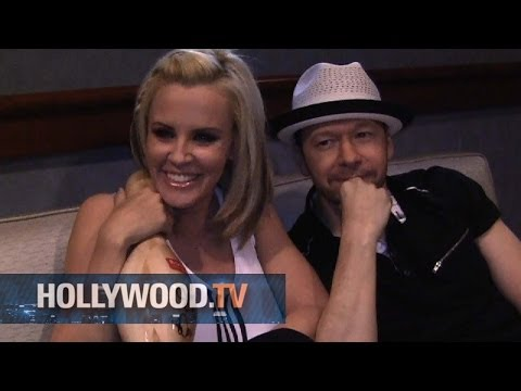 Jenny McCarthy & Donnie Wahlberg  - Hollywood.TV