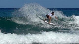 Pro SURF Contest in Puerto Rico