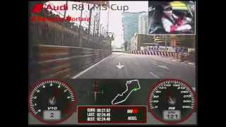 60th Macau Grand Prix - Edoardo Mortara -- Audi R8 LMS Cup 2013 streaming