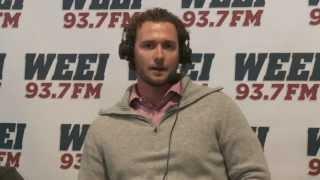 Christmas at Fenway - Jarrod Saltalamacchia talks Valentine vs. Francona and the 2011 season