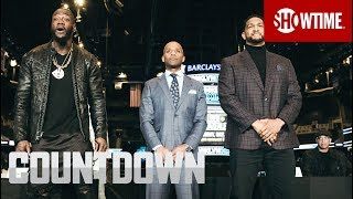 Wilder vs. Breazeale: Undercard | SHOWTIME CHAMPIONSHIP BOXING COUNTDOWN