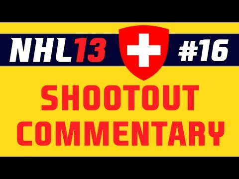 "NHL 13: Shootout Commentary ep. 16 ""Switzerland"""
