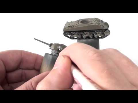 American Tank Painting Guide