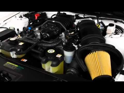 2010 Ford Shelby GT500 Video