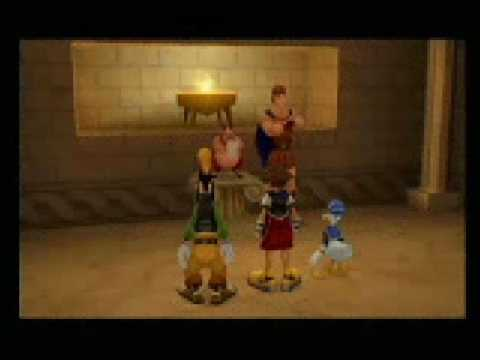 Kingdom Hearts-imagine video
