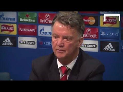 'Michael' Smalling saved United - Van Gaal