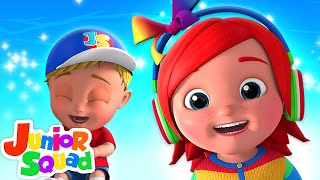 Ha Ha Song For Kids | Nursery Rhymes For Children | Baby Songs By Junior Squad