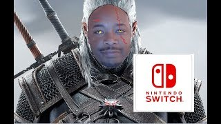 The Witcher 3 Nintendo Switch Leak Real???