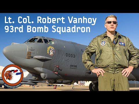Lt. Col Vanhoy