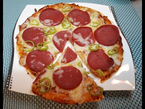 Пицца из лаваша. Безумно вкусно!!!