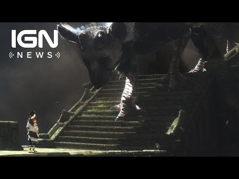 PS4 Architect Allegedly Working on The Last Guardian - IGN News