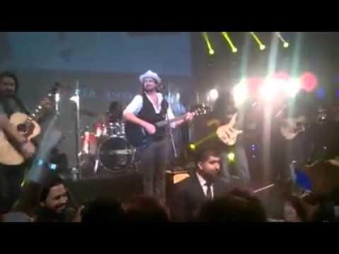 Unplugged with Atif Aslam Live at Hard Rock Cafe Dubai 11-10...