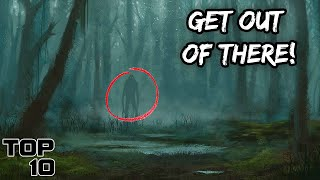 Top 10 Scary Places You Should Never Visit After Dark