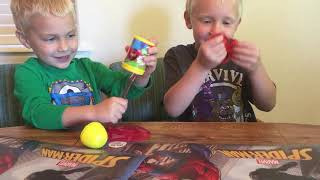Ryan's Toys Review/World MYSTERY SLIME and PUTTY UNBOXING + REVIEW!