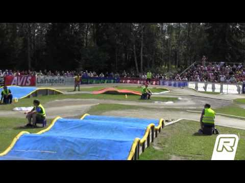 2011 IFMAR EP Offroad World Championships - 2wd A-main Leg 1