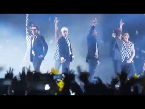 BIGBANG Made Tour in New Jersey-Bang Bang Bang
