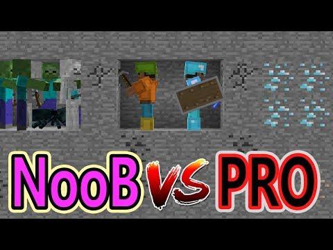 NOOB vs PRO: Minecraft #13