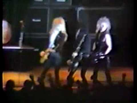 Britny Fox - Hold On