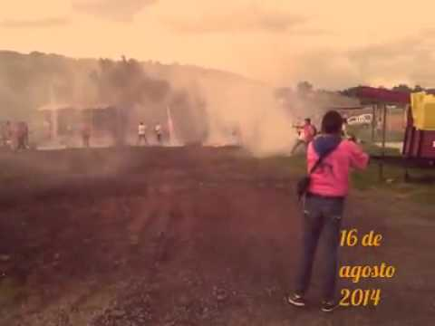 SALVA DE COHETES COHETEROS IXTAPALUCA