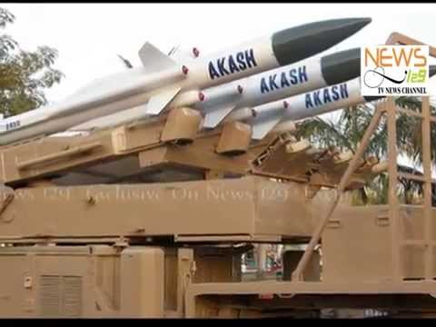 DRDO successfully test fired Akash Missile , Odisha