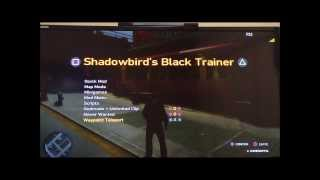 PS3 GTA4 Original Shadowbird