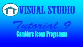 Tutorial VB/VS #9 Come Cambiare L'Icona del Vostro Programma