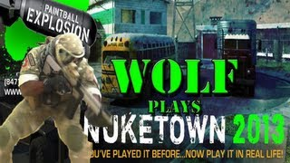 WOLF'S NUKETOWN Action!!!!! PT.1