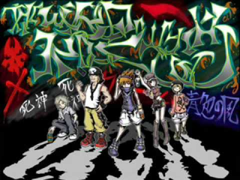 Calling - The World Ends With You (with lyrics)