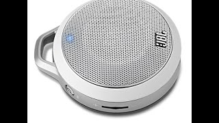 JBL Micro Wireless White
