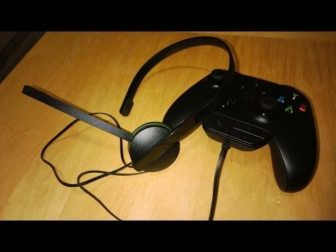 how to use any headset with xbox one how to make do. Black Bedroom Furniture Sets. Home Design Ideas