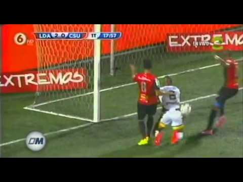 Alajuelense 3-0 CS Uruguay De Coronado