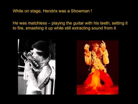The Story of Jimi Hendrix