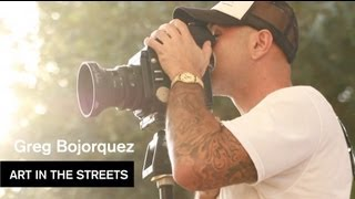 HUMANIZING Greg Bojorquez - Art in the Streets - MOCAtv - Ep 21