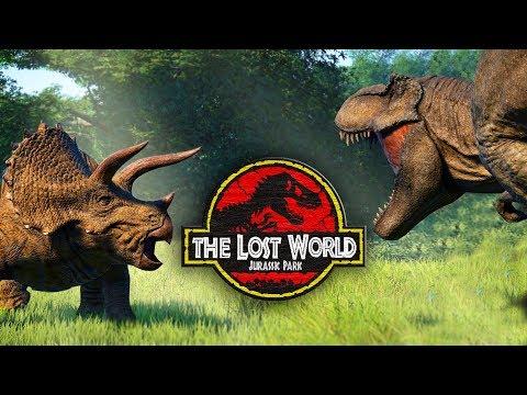 Jurassic World Evolution - ВЫШЛА В ДЕНЬ РОССИИ!