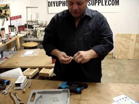 Upholstery Pneumatic Staple Gun