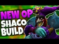 THIS NEW LETHALITY BUILD IS CRAZY - Shaco Jungle Gameplay - League of Legends