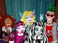 Monster high a escondidas - youtube