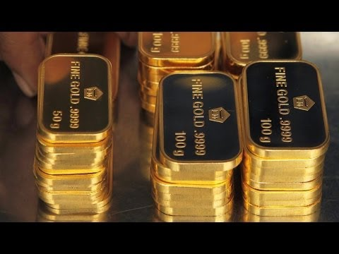 Gold Trade for 2013 Finished After Fed Meeting