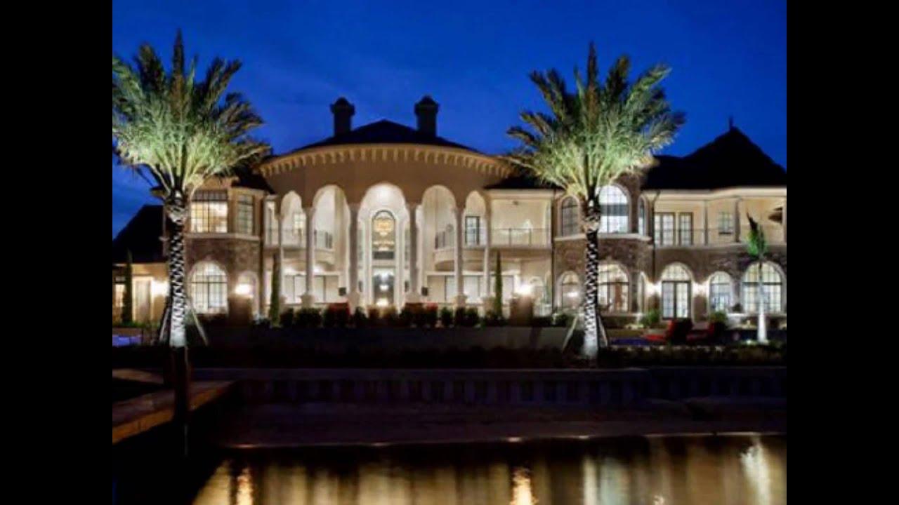 Florida mega mansions for sale multi million dollar for Luxury houses florida