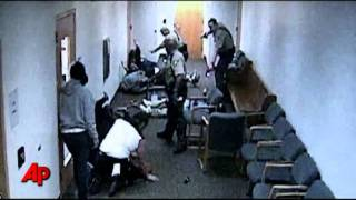 Raw Video_ Brawl Erupts at Murder Trial