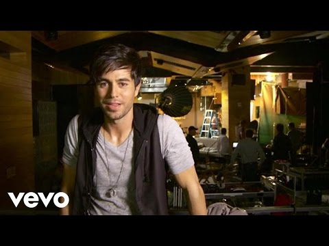 Sonerie telefon » Enrique Iglesias – I Like It (Behind the Scenes)