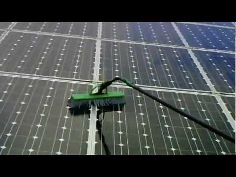 Solarreinigung von Solar-Clean-Schroeder