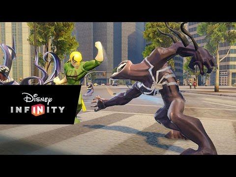 Disney Infinity: Marvel Super Heroes (2.0 Edition) - Iron Fist Spotlight