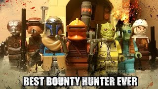 Lego Star Wars: Best Bounty Hunter ever