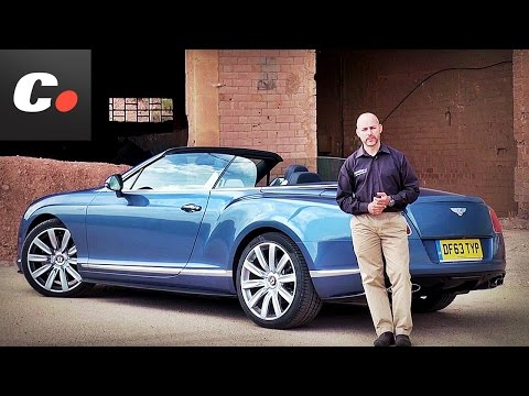 Bentley Continental GTC S - Prueba / Test / Review (2014)